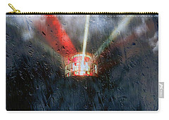 Carry-all Pouch featuring the photograph Stormy Weather by Nick Kloepping