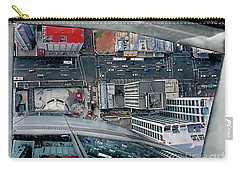 Straight Down Skyline Carry-all Pouch