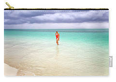 Stranded Carry-all Pouch by Nicki Frates