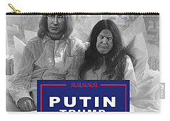 Strange Bedfellows Carry-all Pouch