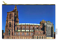 Strasbourg Catheral Carry-all Pouch