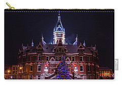 Stratford City Hall Christmas Carry-all Pouch