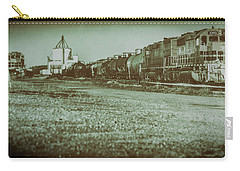 Stratford Train Yard, 2016 Carry-all Pouch