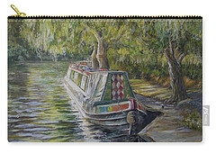 Stratford Upon Avon Barge Carry-all Pouch