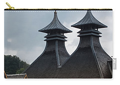 Carry-all Pouch featuring the photograph Strathisla Whisky Distillery Scotland #2 by Jan Bickerton