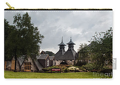 Carry-all Pouch featuring the photograph Strathisla Whisky Distillery Scotland #3 by Jan Bickerton