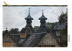 Carry-all Pouch featuring the photograph Strathisla Whisky Distillery Scotland #4 by Jan Bickerton
