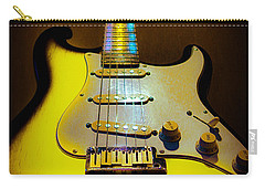 Stratocaster Lemon Burst Glow Neck Series Carry-all Pouch