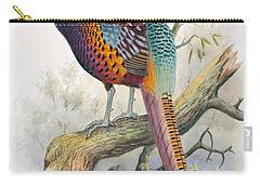 Strauchs Pheasant Carry-all Pouch