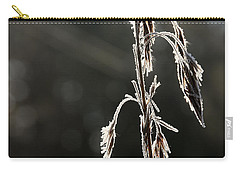 Straw In Backlight Carry-all Pouch