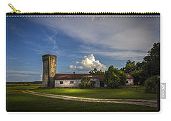 Strawberry County Carry-all Pouch by Marvin Spates