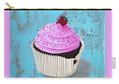 Strawberry Delight Carry-all Pouch