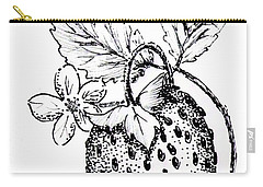 Strawberry Dreams Carry-all Pouch