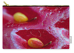 Carry-all Pouch featuring the photograph Strawberry Fields by Alexey Kljatov