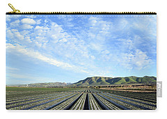 Carry-all Pouch featuring the photograph Strawberry Fields Forever 2 by Floyd Snyder