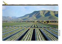Carry-all Pouch featuring the photograph Strawberry Fields Forever by Floyd Snyder