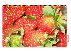 Strawberryfield Carry-all Pouch