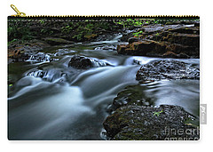 Stream Over Rocks Carry-all Pouch