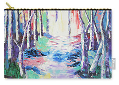Streaming Colours Carry-all Pouch