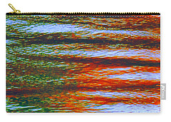 Streaming Rays Of Love Carry-all Pouch