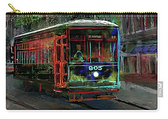 Street Car 905 Carry-all Pouch