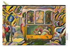 Street Car Lisbon Carry-all Pouch