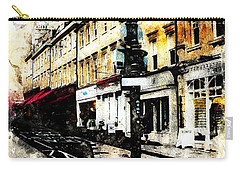 street in Bath Carry-all Pouch