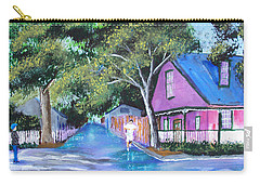 Street In St Augustine Carry-all Pouch