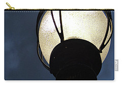 Street Lamp At Night Carry-all Pouch