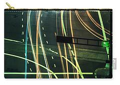 Street Lights Carry-all Pouch by Scott Meyer