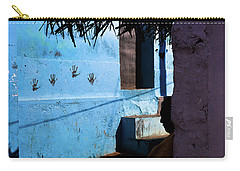 Streetcorner, Kanyakumari Carry-all Pouch