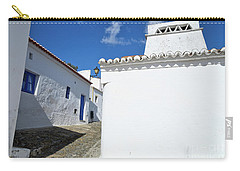 Streets Of A Medieval Castle. Alentejo Carry-all Pouch