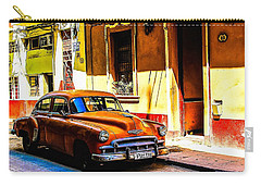 Streets Of Havana Carry-all Pouch