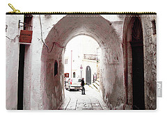 Streets Of Ostuni Carry-all Pouch