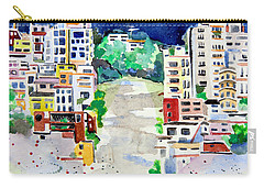 Streets Of San Francsico Carry-all Pouch