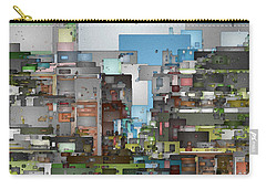 Streetscape 3 Carry-all Pouch by David Hansen
