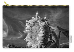 Strength Of A Sunflower Carry-all Pouch