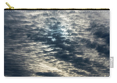 Striated Clouds Carry-all Pouch