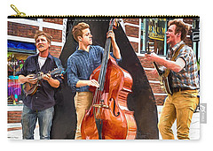 String Trio Carry-all Pouch
