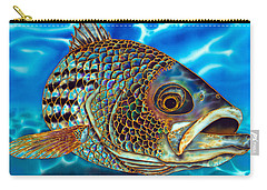 Striper Carry-all Pouch