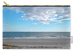 Stroll Along Myrtle Beach Carry-all Pouch