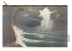 Strong Against The Storm Carry-all Pouch