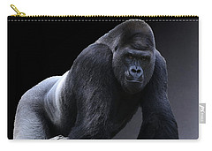 Strong Male Gorilla Carry-all Pouch