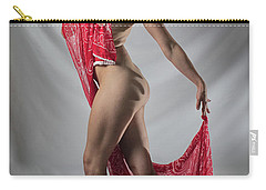 Strong Sexy Cowgirl Carry-all Pouch
