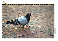 Strutting Pigeon Carry-all Pouch