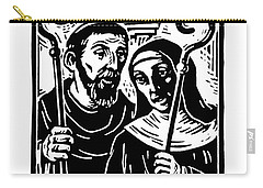 Sts. Benedict And Scholastica - Jlbas Carry-all Pouch