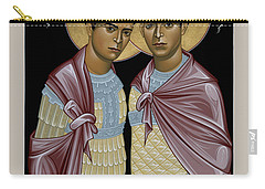 Sts. Sergius And Bacchus - Rlsab Carry-all Pouch