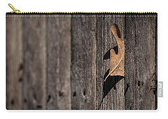 Carry-all Pouch featuring the photograph Stuck by Karol Livote