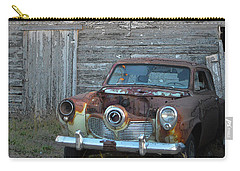 Studebaker Sitting Carry-all Pouch by Renie Rutten