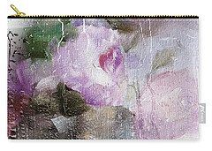 Studio313 Roses And Rain Carry-all Pouch